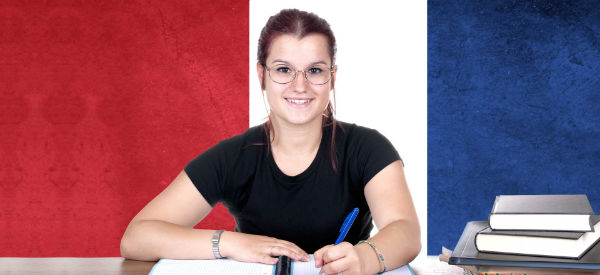aprender frances online style=